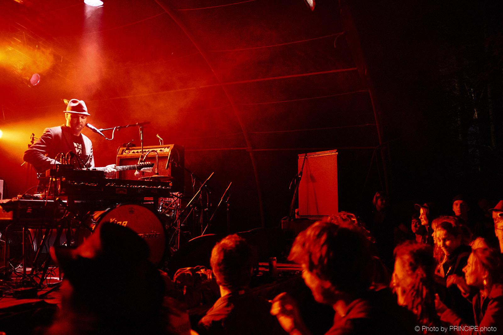 King Automatic @ Festival du Gibloux