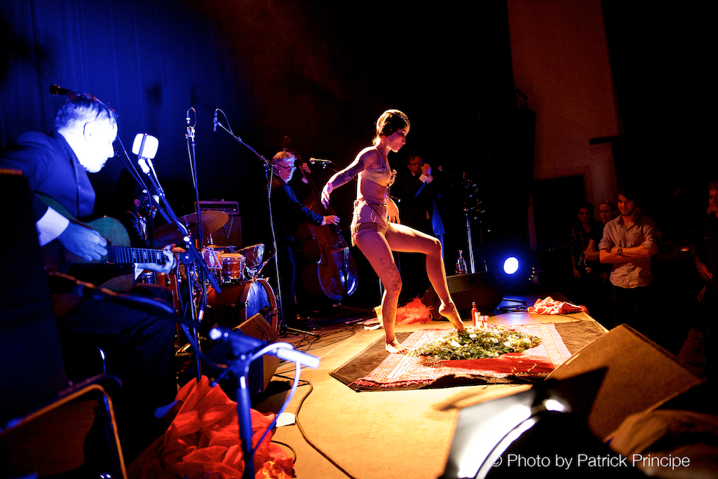 Pierre Omer's Swing Revue @ Turnhalle