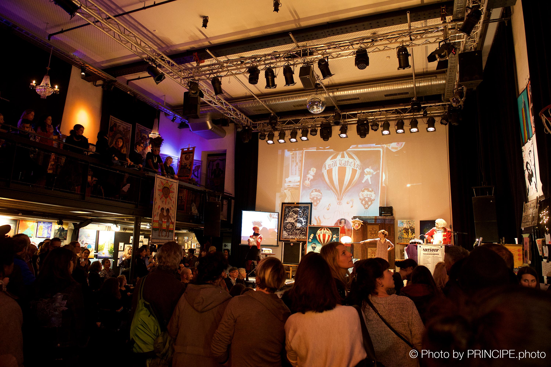 Artsouk 2016 @ Turnhalle