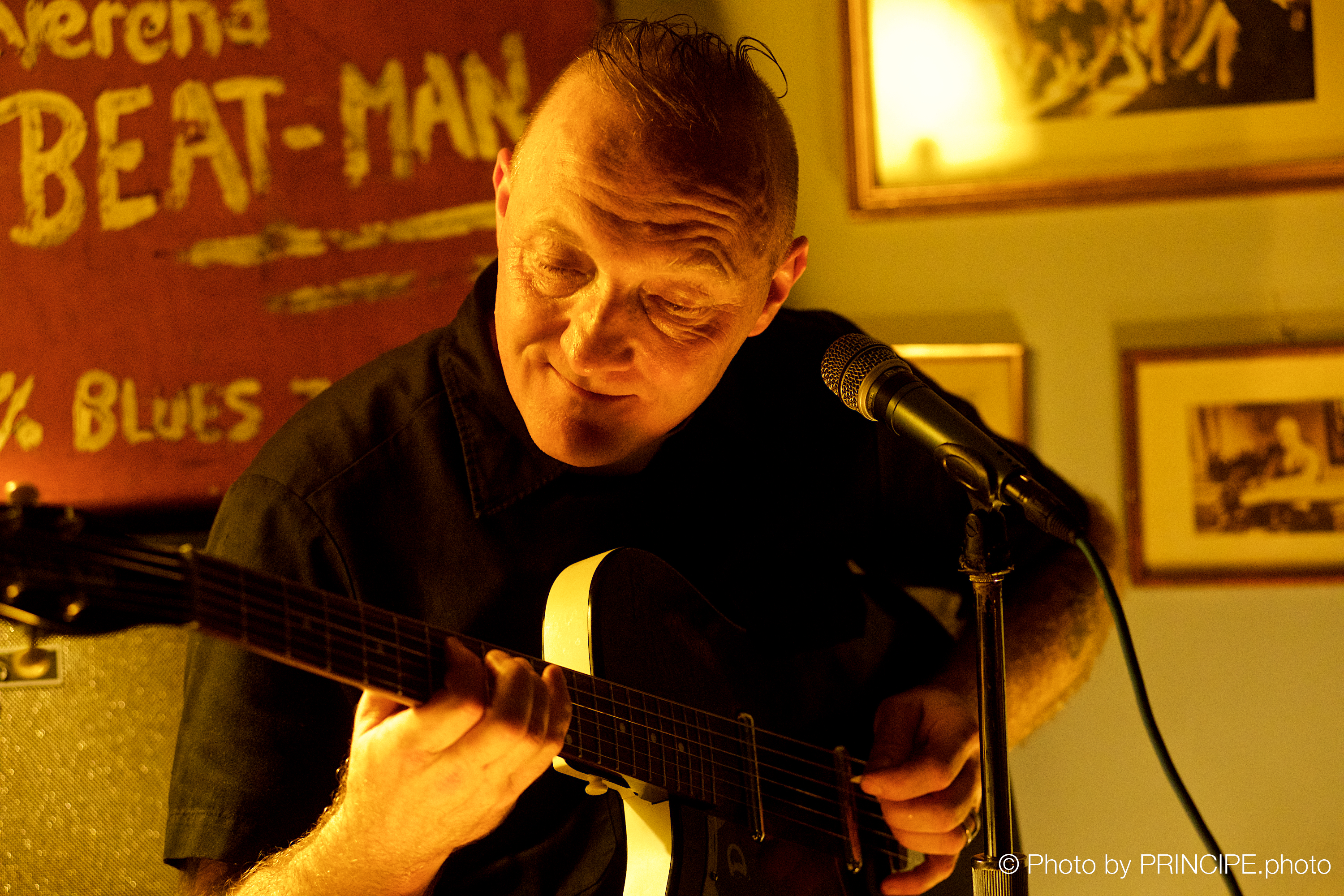 Reverend Beat-Man @ Caffé Bar Sattler