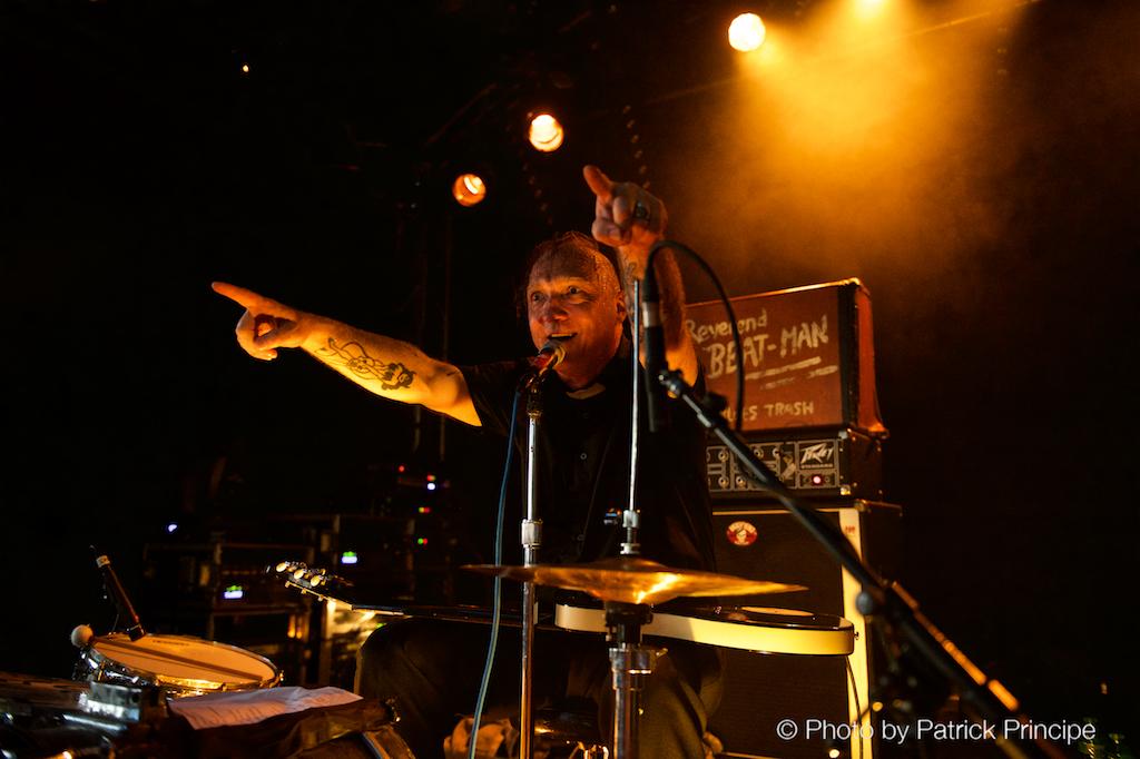 Reverend Beat-Man @ Festi'Cheyres