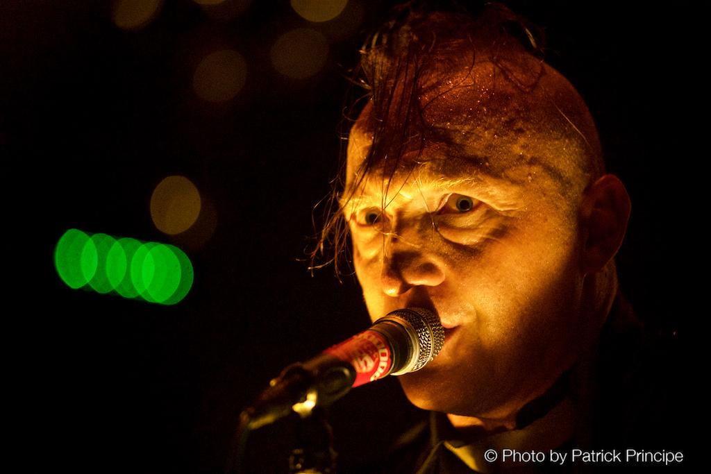Reverend Beat-Man @ SAS Delémont
