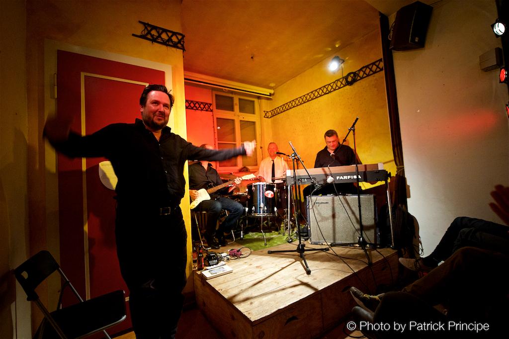 Matto Kämpf & Die Zorros @ Loge Luzern