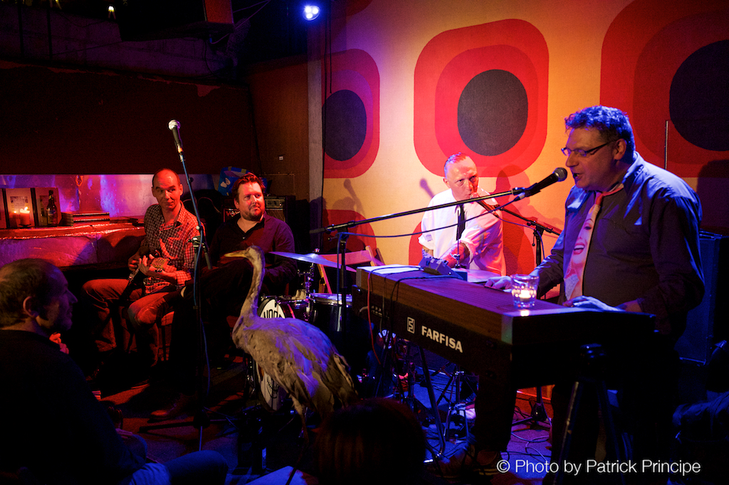 Matto Kämpf & Die Zorros @ Café Kairo