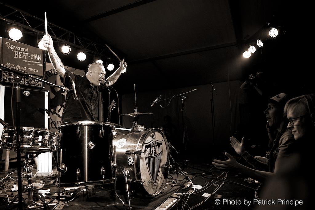 Reverend Beat-Man @ Muddy Roots Europe