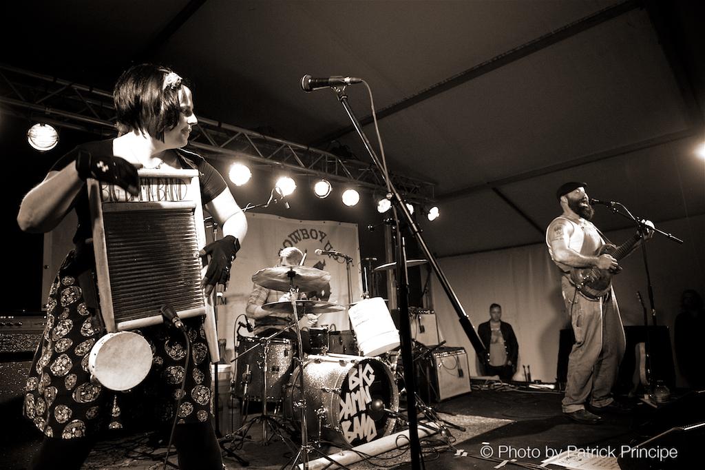 Reverend Peyton's Big Damn Band @ Muddy Roots Europe