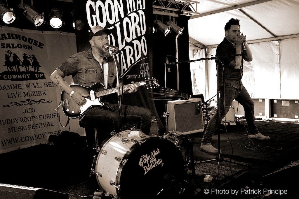 The Goon Matt & Lord Benardo @ Muddy Roots Belgien