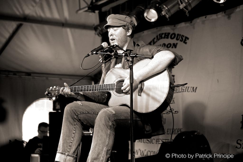 Dylan Walshe @ Muddy Roots Belgien