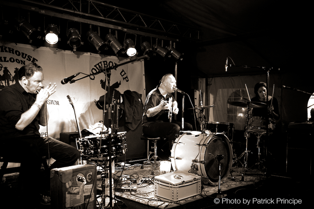 Reverend Beat-Man @ Muddy Roots Belgien