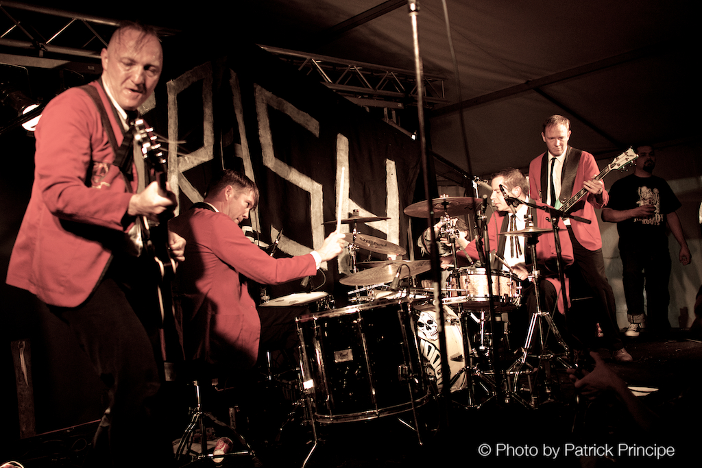 The Monsters @ Muddy Roots Belgien