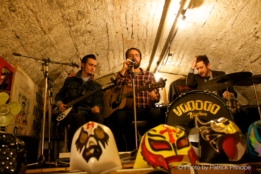 Chris Hazeltucky & Skinny Jim Tennessee Live @ the Hardware Store
