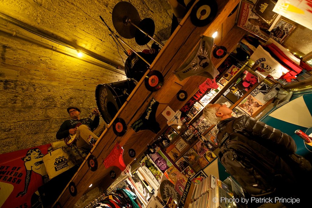 The Juke Joint Pimps @ The Voodoo Rhythm & Pantichrist Hardware Store