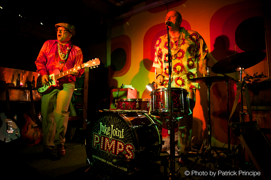 The Juke Joint Pimps @ Café Kairo