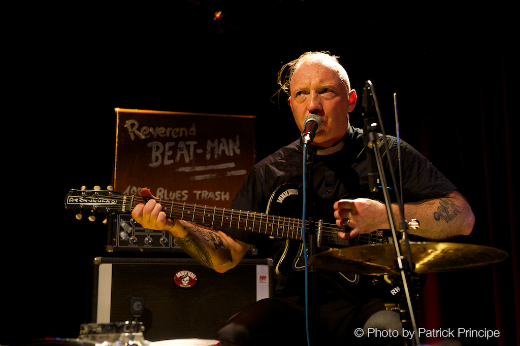 Reverend Beat-Man @ Südpol