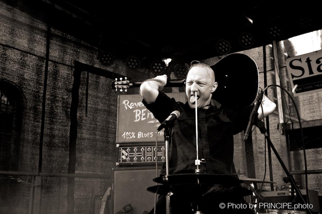 Reverend Beat-Man @ Stall 6