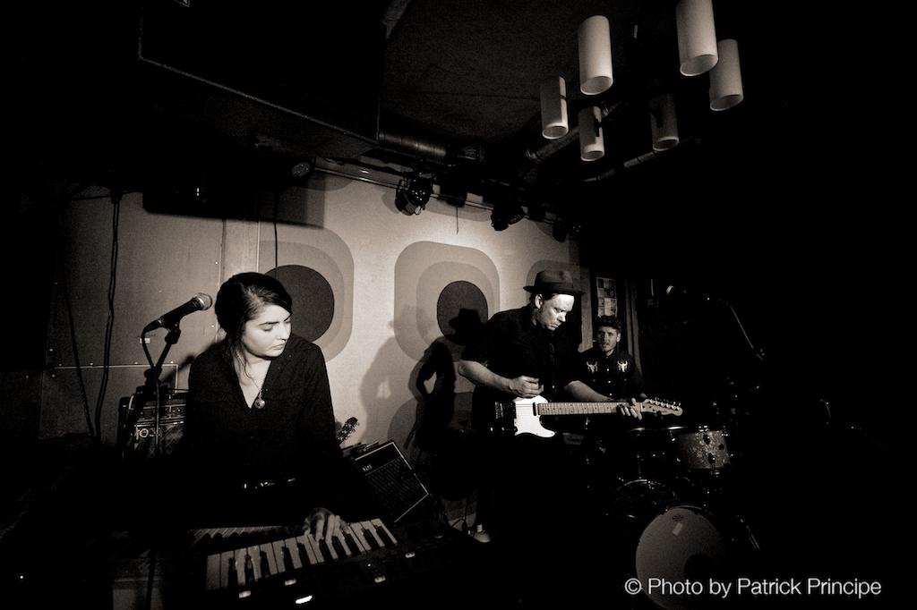 Delaney Davidson & Band @ Café Kairo