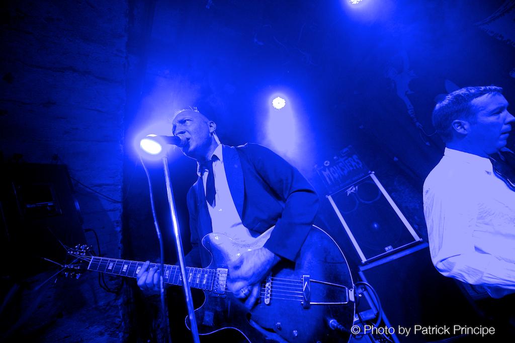 The Monsters @ Caves du Manoir Martigny