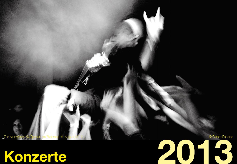 Kalender März 2013 bis Februar 2014