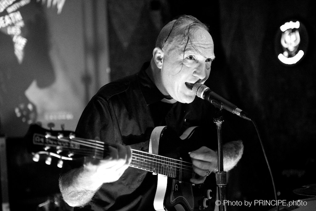 Reverend Beat-Man @ Sunset Bar Martigny
