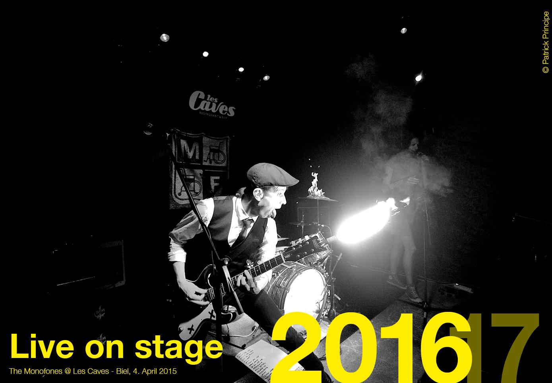Kalender Mai 2016 bis Mai 2017
