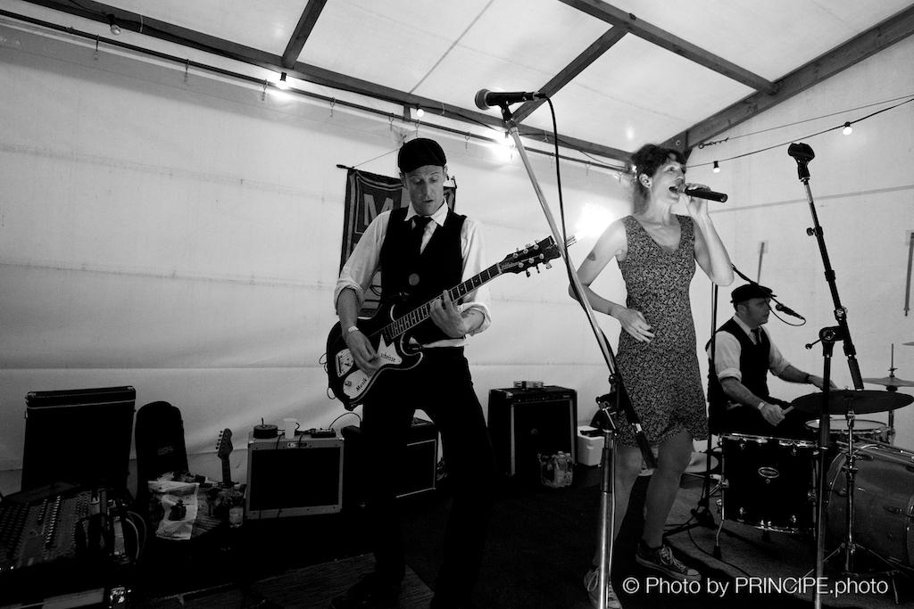 The Monofones @ Wasteland Fest