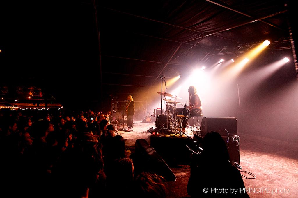 Lord Kesseli & The Drums @ Bad Bonn Kilbi