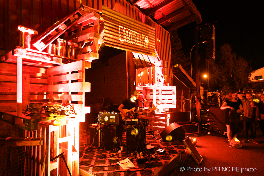 David Koch @ One Burning Man