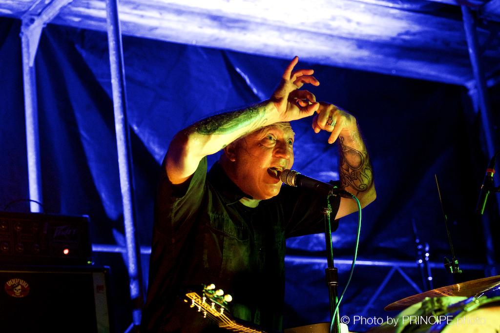 Reverend Beat-Man @ One Burning Man