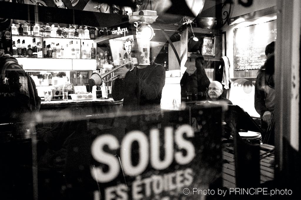 Sous Les Étoiles – Trip On Vibes feat. Jonathan Salvi @ Les Amis