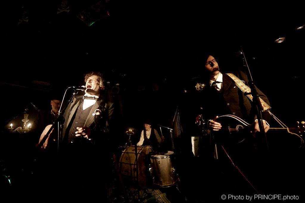 The Dead Brothers @ Café Bar Mokka