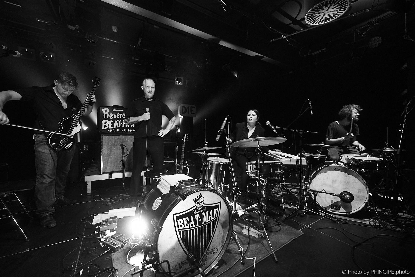 Reverend Beat-Man & The New Wave @ Czar Fest 2018