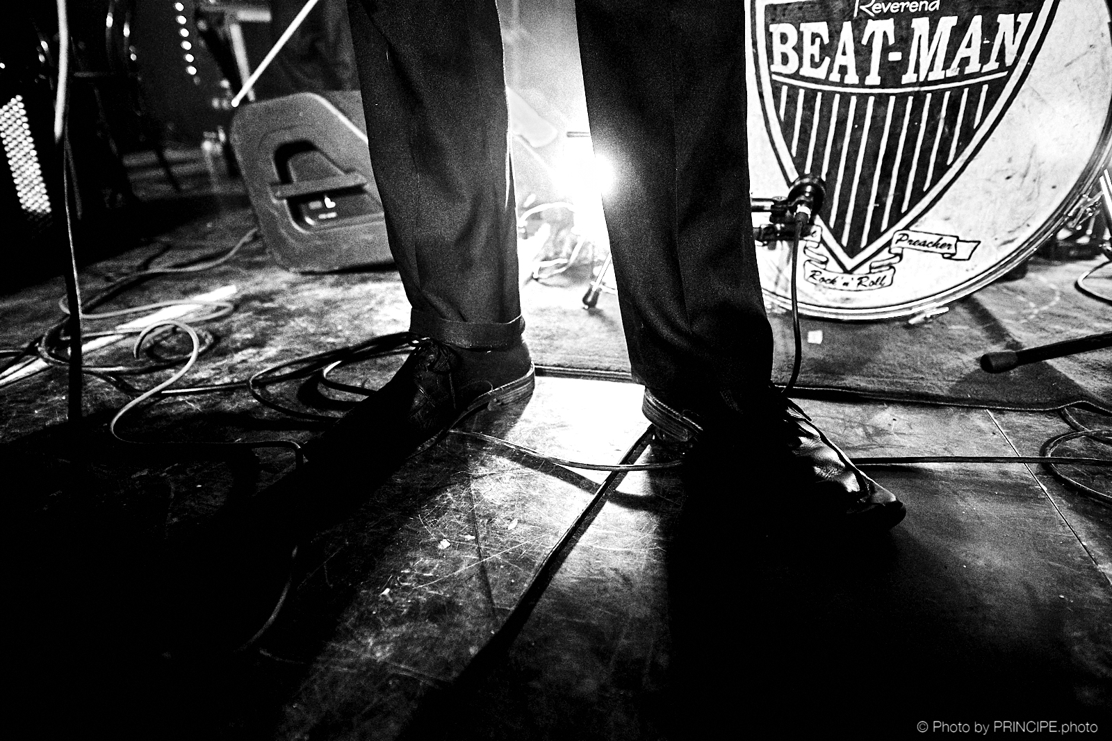 Reverend Beat-Man & the new Wave @ Bad Bonn Kilbi
