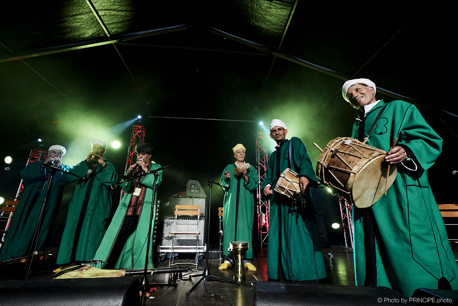 The Mastermusicans of Jajouka Led by Bachir Attar @ Bad Bonn