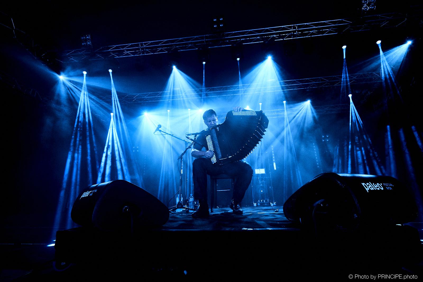 Mario Batkovic @ Paléo Festival Nyon