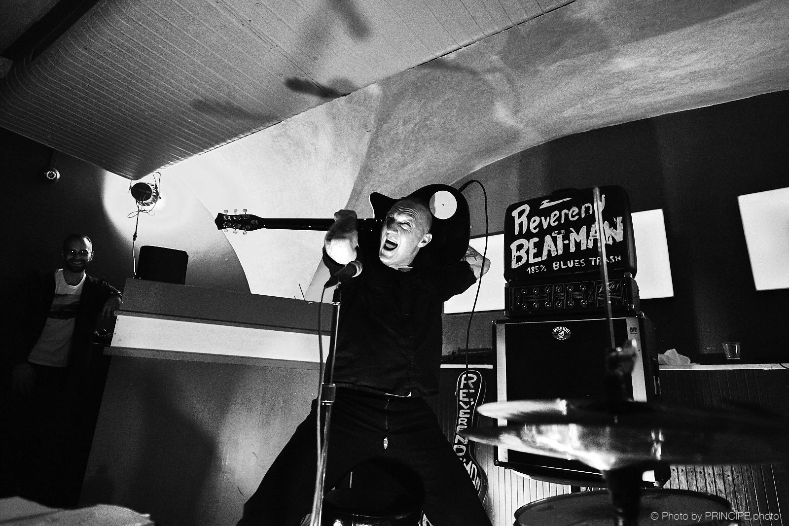 Reverend Beat-Man @ Melocoton Club