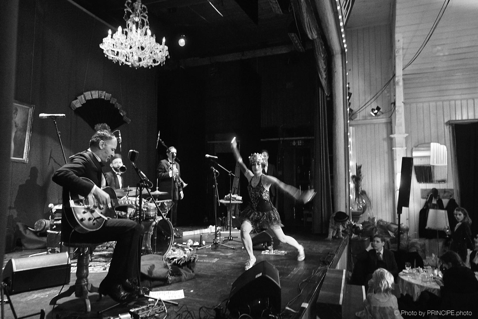 Pierre Omer's Swing Revue @ Heitere Fahne