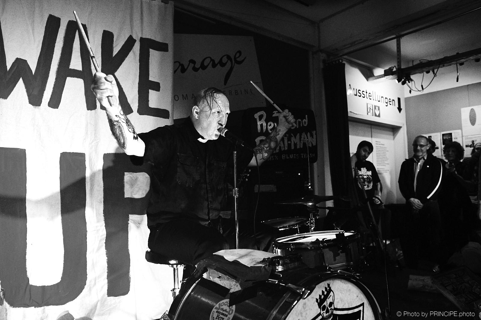 Reverend Beat-Man @ Photobastei