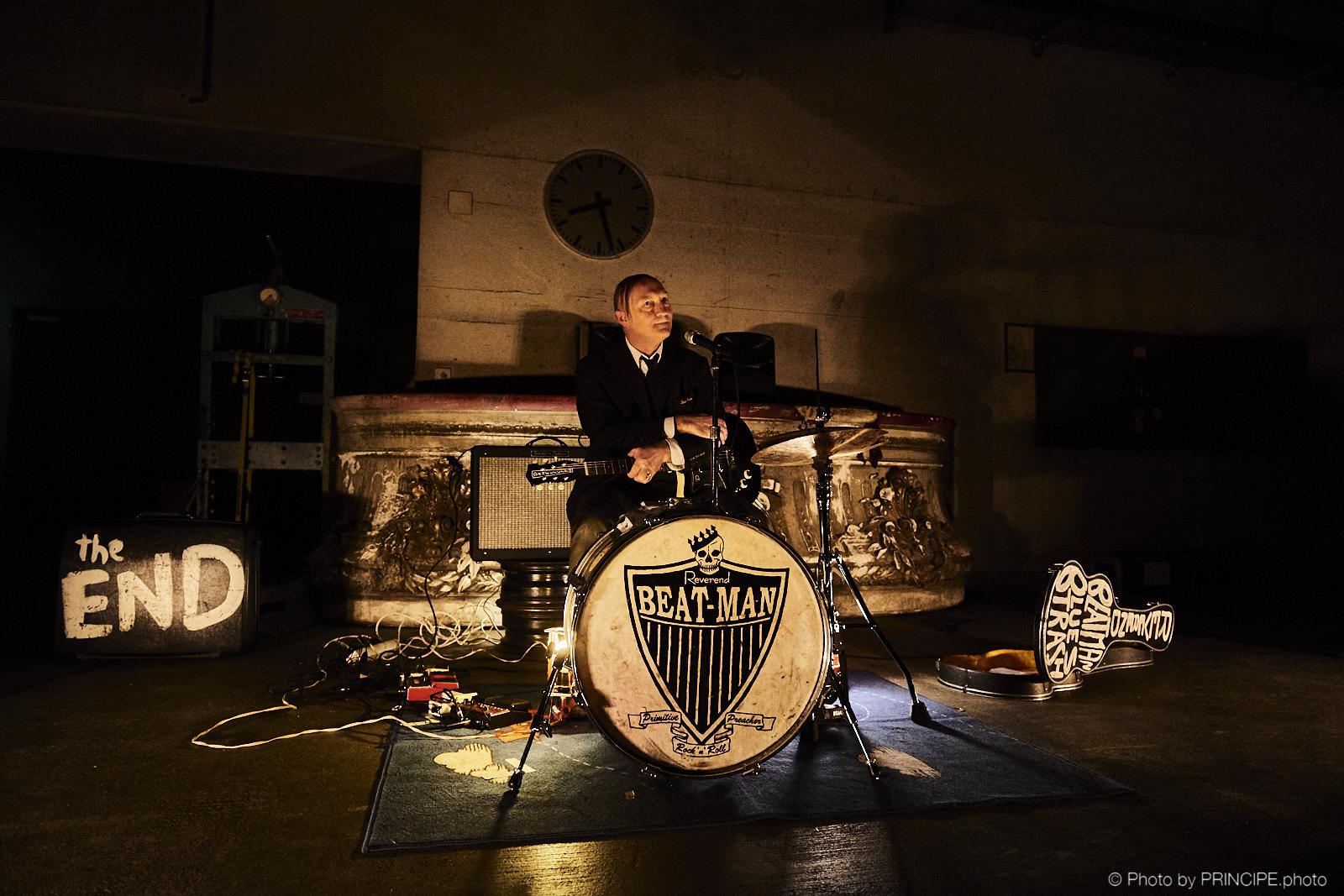 Reverend Beat-Man @ Winterkrieg im Galgenfeld