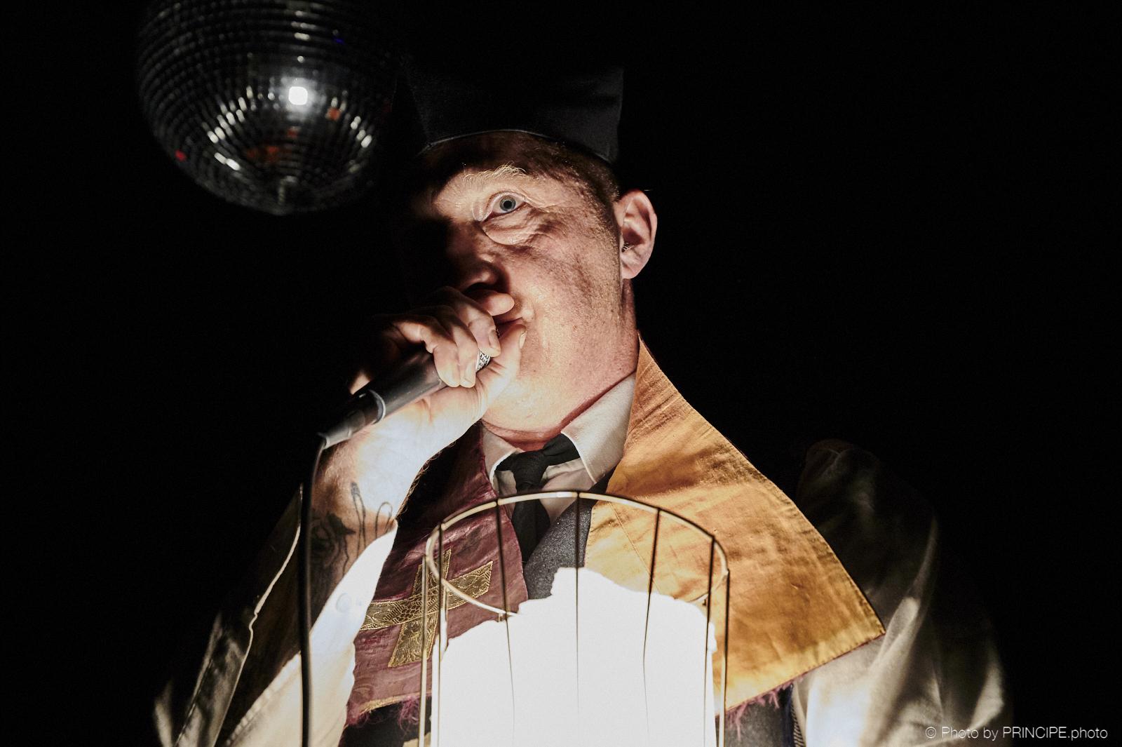 Reverend Beat-Man @ Bad Bonn