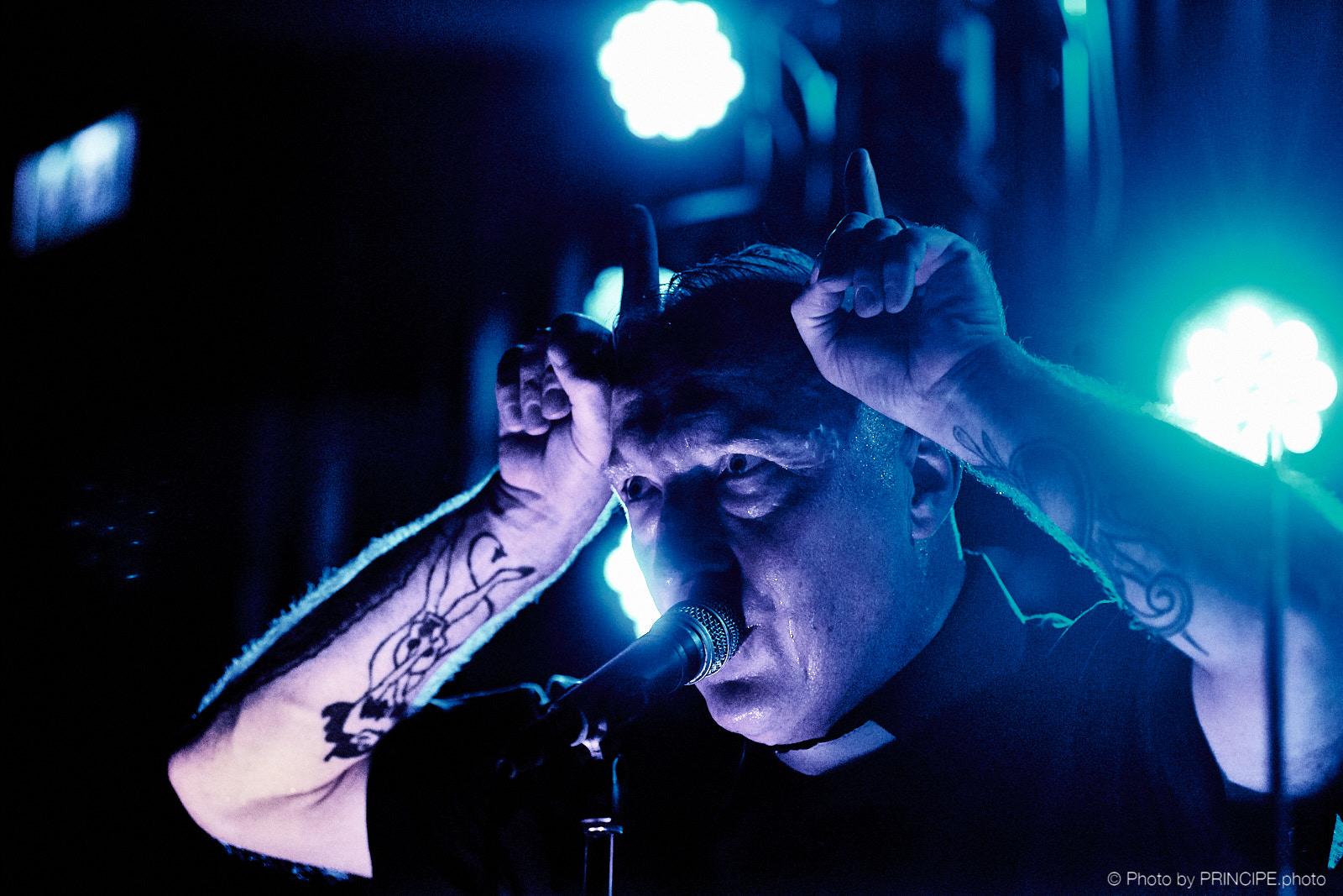 Reverend Beat-Man @ Bogen F