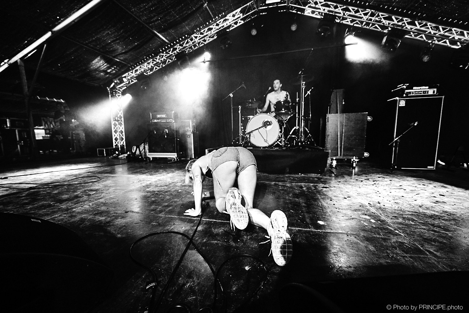 Amyl and the Sniffers @ Bad Bonn