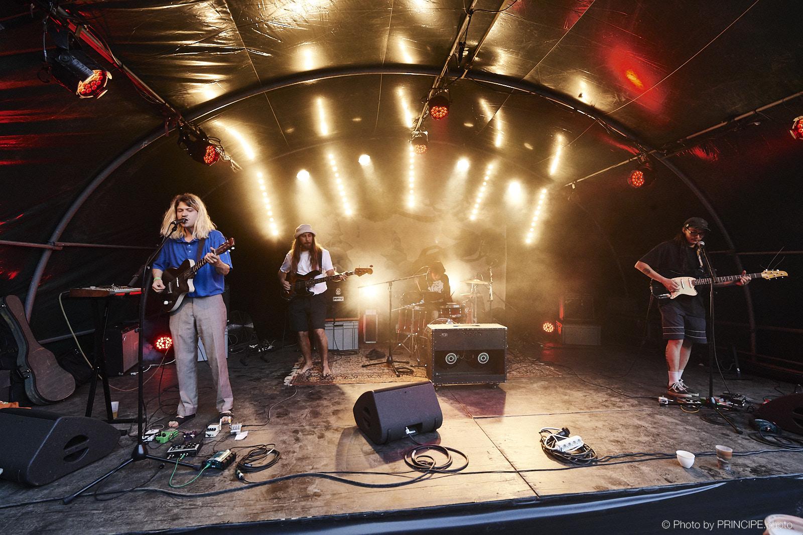 Leopardo @ Festival du Gibloux