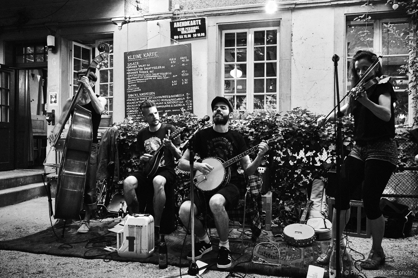 The String Stranglers @ Genossenschaft Restaurant Brasserie Lorraine