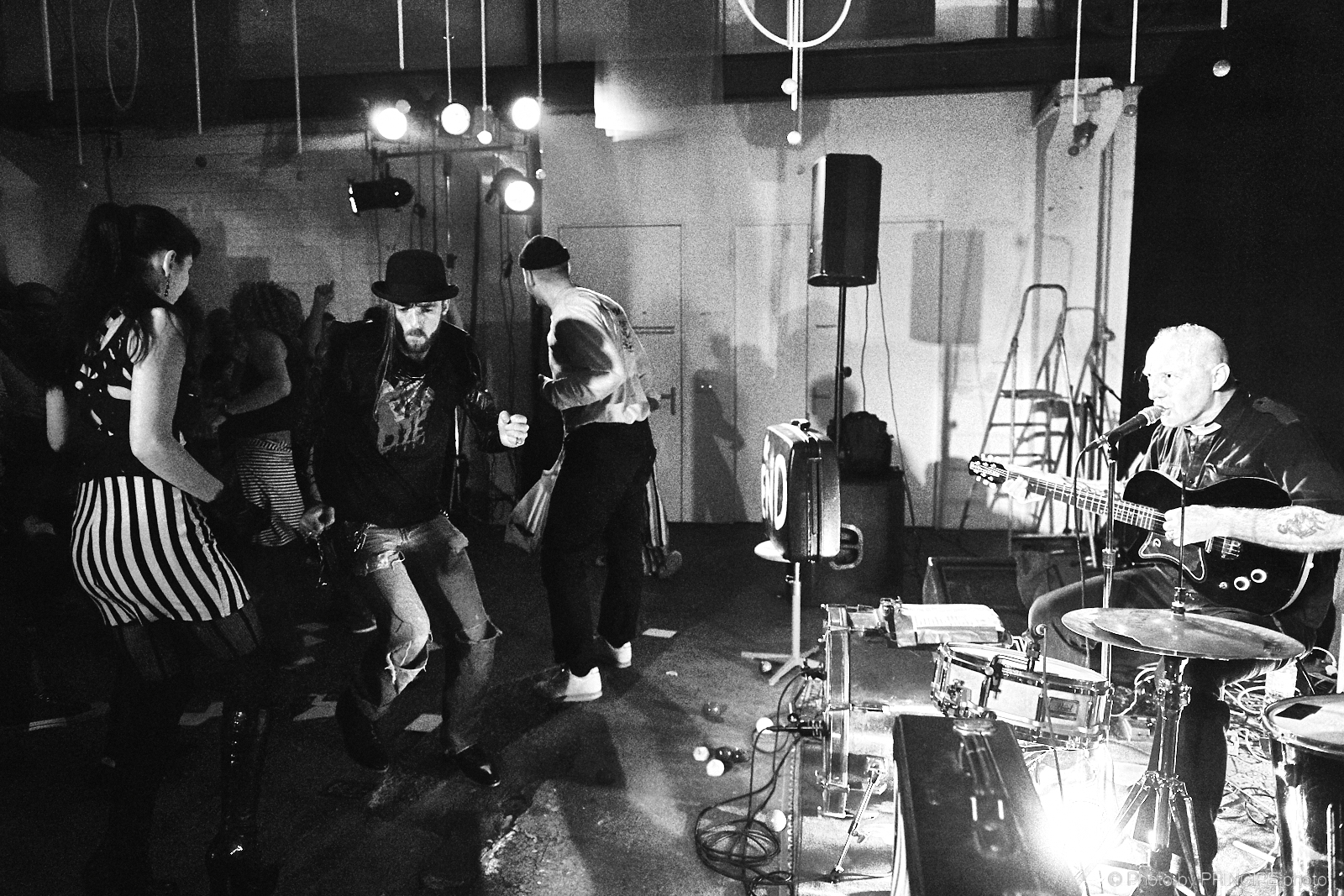 Reverend Beat-Man @ Fabrik