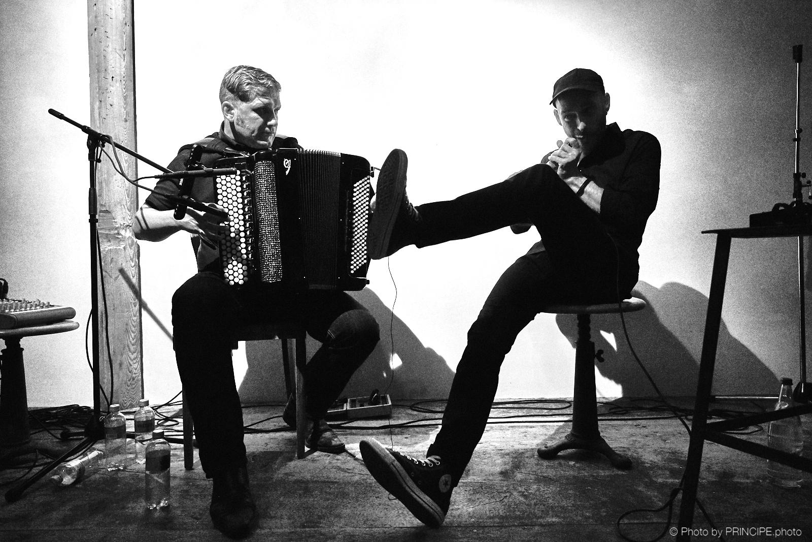 Mario Batkovic & Andreas Schaerer @ Kran