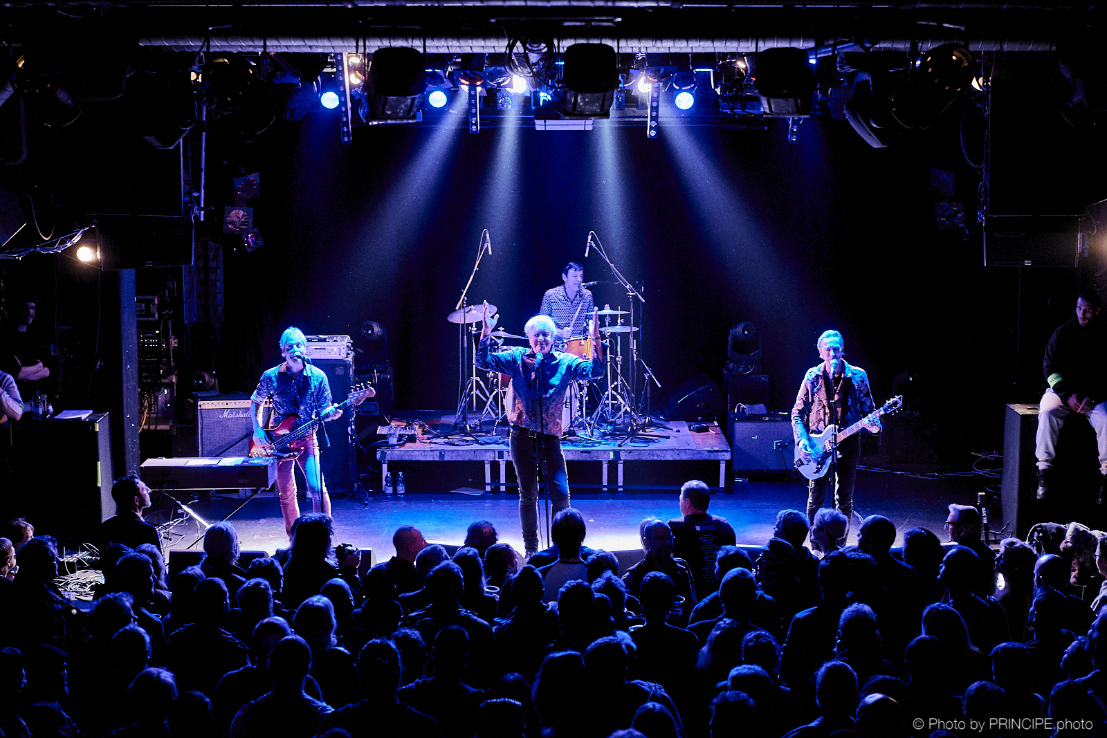 The Fleshtones @ Le Rez – Usine