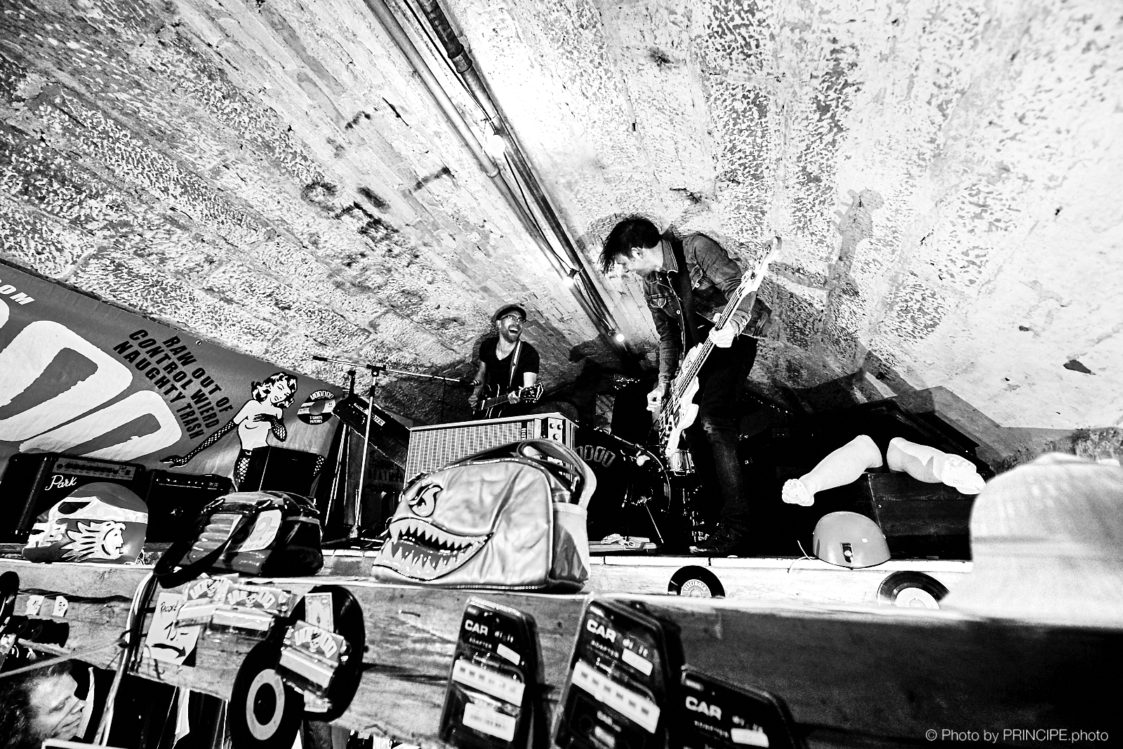 E.T. Explore Me @ The Voodoo Rhythm & Pantichrist Hardware Store