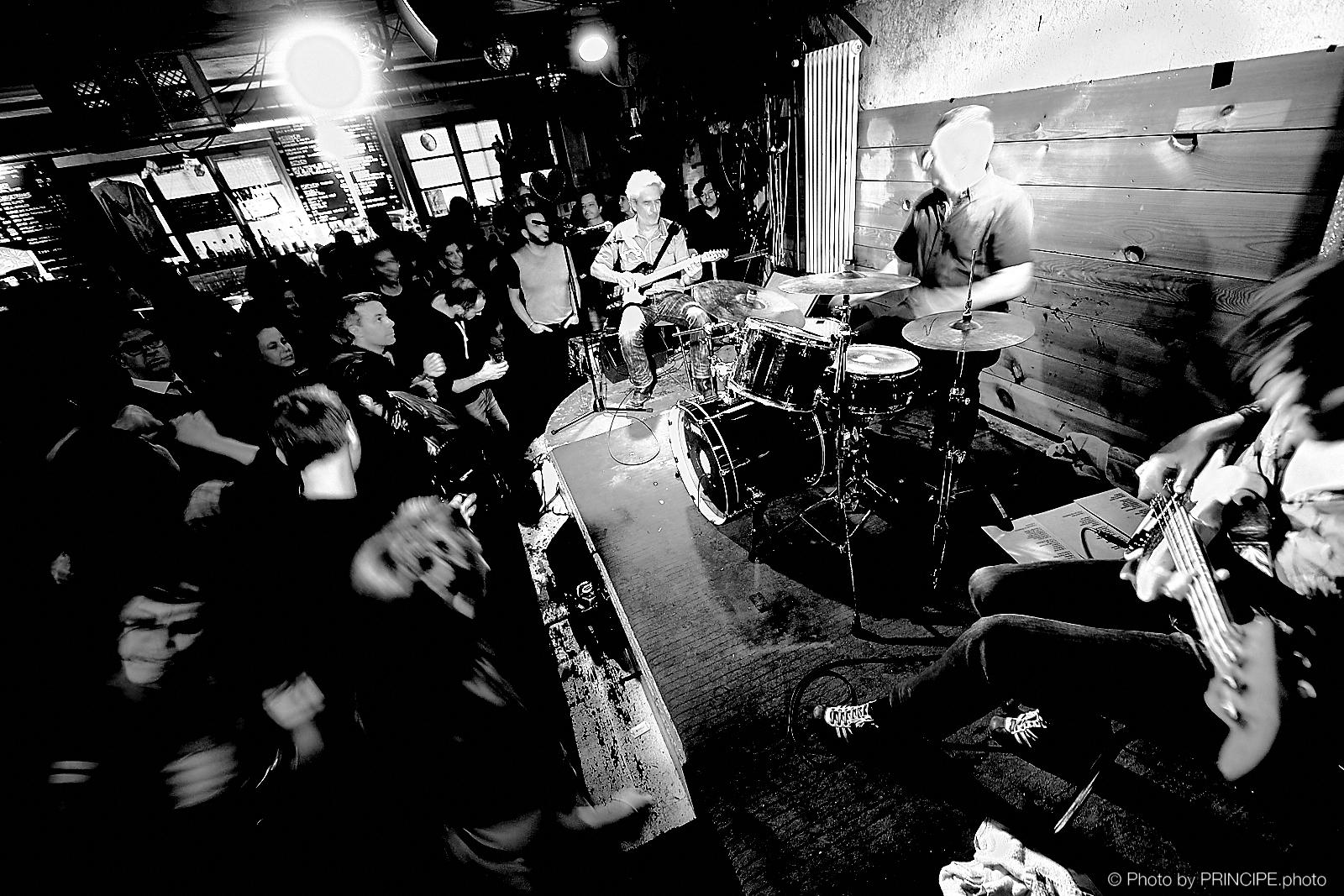 Aad Hollander Trio From Hell @ Helsinki
