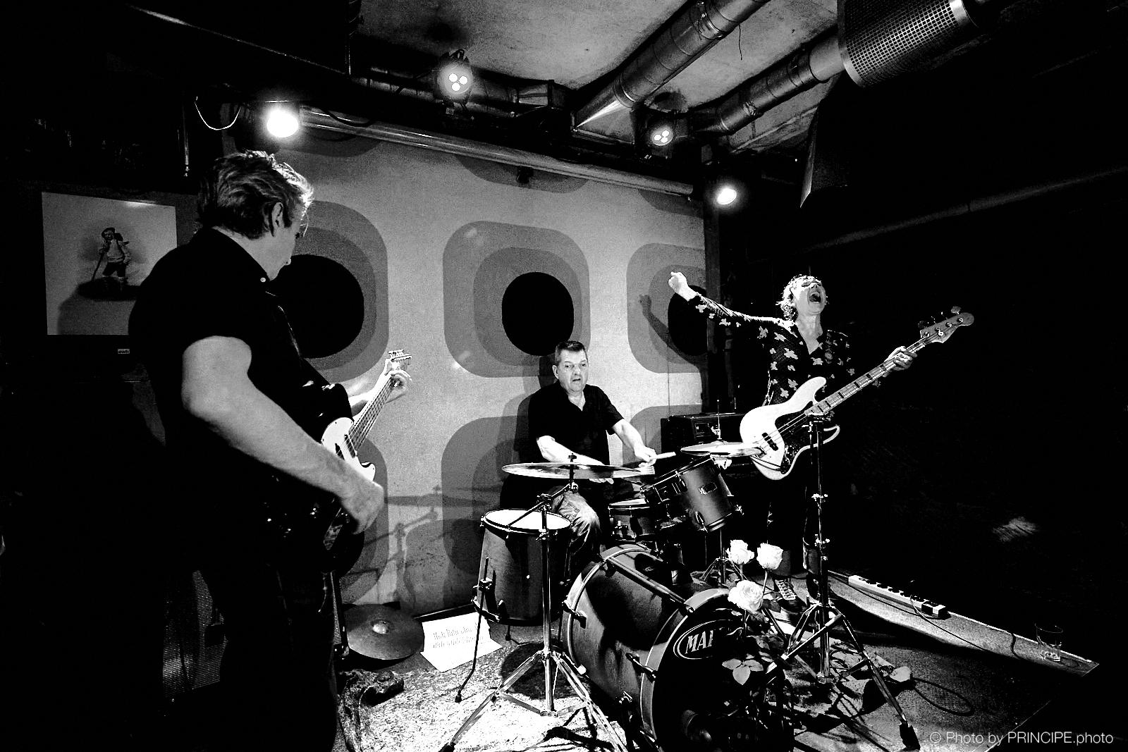 Aad Hollander Trio From Hell @ Café Kairo