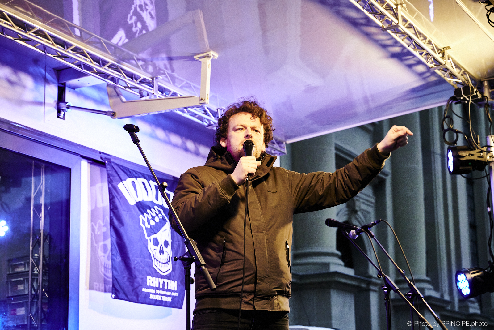 Johannes Dullin @ Voodoo Rhythm Records Live Radio Show